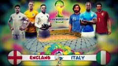 Англия Италия ЧМ 2014 смотреть онлайн
