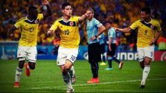Колумбия Уругвай