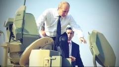 Лукашенко веселят угрозы что Путин приедет в Белоруссию на танке