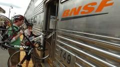 Метра изменяет политику запрета велосипедов в поездах