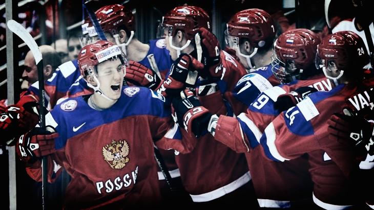 Финал Молодежного ЧМ по хоккею 2015
